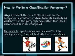 classification paragraph 10