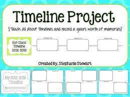 Excel Project Timeline Template For School Work Personal Use