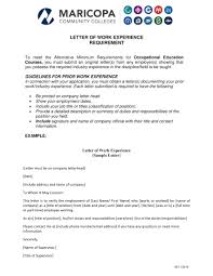 29 Verification Letter Examples Pdf