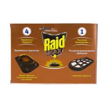 Приманки для тараканов с регулятором Raid Max ... - PARFUMS