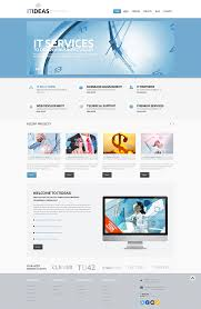 Psd Website Templates Inspiration IT Ideas PSD Template