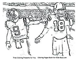 nfl coloring book coloring sheets coloring pages broncos