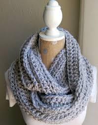 Free Chunky Crochet Scarf Pattern Crochet And Knitting