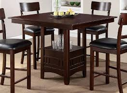 dining table with lazy susan built in brown bottom shelf built in lazy square counter height table round dining room table with built in lazy susan