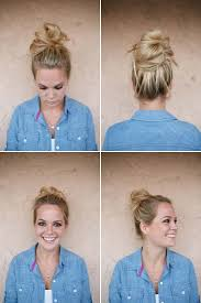 How To Make Cool Hairstyle 41 diy cool easy hairstyles that real people can actually do at 5048 by stevesalt.us