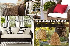 decorating with wicker furniture. Decorating With Wicker Furniture