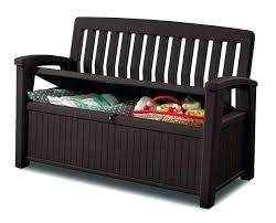 outdoor furniture cushion storage patio storage furniture