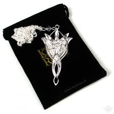 lord of the rings arwen evenstar pendant