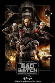 New Star Wars: The Bad Batch Poster and ...