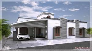 small modern house plans single story modern home design
