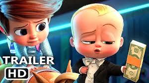 NHÓC TRÙM 2 CÔNG TY GIA ĐÌNH Phim Hoạt hình 2021 THE BOSS BABY FAMILY  BUSINESS