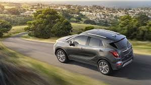 buick encore. the buick encore comes equipped with a 14l turbocharged engine stopstart technology