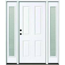 front door blindsBlinds Between the Glass  Front Doors  Exterior Doors  The Home