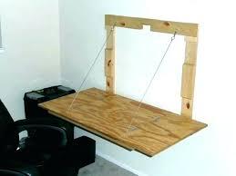 drop down wall desk fold table up medium size of folding foldable mounted ikea small spa