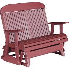 Amazoncom  Coral Coast Vintage Retro Outdoor Glider Chair Outdoor Glider Furniture