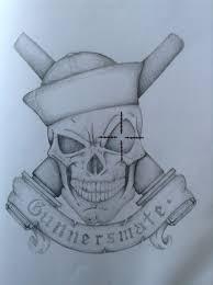 Gunners Mate Symbol Navy Gunnersmate Symbol By Greatlygeeky