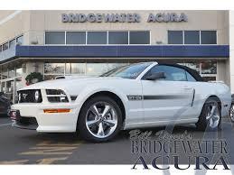 Pre-Owned 2008 Ford Mustang GT/CS Convertible in Bridgewater ...
