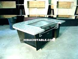 small hibachi grill outdoor charcoal built in countertop home improvement wilsons girlfriend