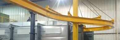 Monorail Crane Beam Design Monorails A Lifting Solution That Bends To Your Needs