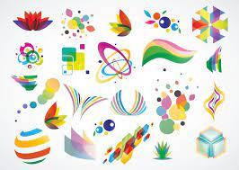logo design elements vector art