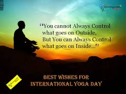 Good Morning Yoga Quotes Best of Good Morning Yoga Quotes Best Wishes On International Yoga Day