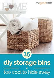 diy decorated storage boxes. Diy-storage-bins Diy Decorated Storage Boxes
