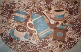 kitchen slice rugs photo 1 of 8 themed decor 3 coffee for cup memory foam kitchen slice rugs