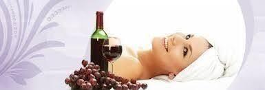 Resultado de imagem para vinhoterapia