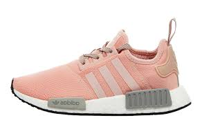 adidas shoes nmd grey and pink. adidas-nmd-r1-pink-grey.png adidas shoes nmd grey and pink 1