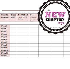 T Tapp Measurement Chart The New Chapter Day 1 With Free Printable Live And Learn