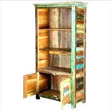 distressed wood bookshelves distressed white wood bookcase bachallyco distressed grey wood bookshelf