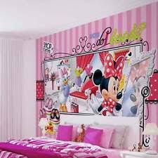 disney wallpaper for bedrooms. wall mural photo wallpaper xxl disney minnie mouse daisy duck (541ws) wallpaper for bedrooms r