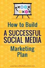 Social Media Marketing Plan How To Build A Successful Social Media Marketing Plan Social Media 23