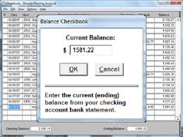 check balancing software amazon com checkbook download software