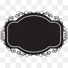 Vintage Black Frame Retro Frame Png Vectors PSD And Icons For Free
