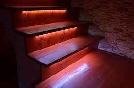 under desk led lighting. Stair Led Light Strips Under Desk Lighting G