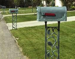 aluminum mailbox post. Aluminum Mailbox Post Image S