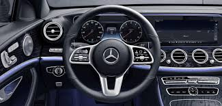 The profile is so dynamic yet timelessly elegant. 2020 Mercedes Benz E Class Interior Mercedes Benz Of Arcadia