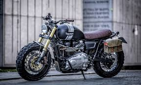 5 custom triumph bonneville motorcycles that stand out for 2016
