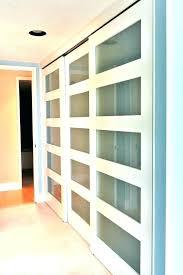 modern closet doors ideas bedroom mirrored sliding door glass do