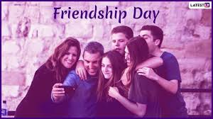 friendship day 2019 date in india