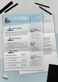 2015 Resume Template Collection On Behance