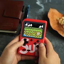 Máy chơi game cầm tay Tetris mini cổ điển retro cổ điển cầm tay FC siêu  Mario Contra   Lumtics   Lumtics - Đặt hàng cực dễ - Không thể chậm trễ