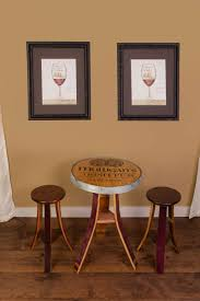 personalized pub table set