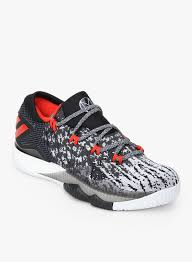 adidas basketball shoes 2016. buy adidas crazylight boost low 2016 pk grey basketball shoes for men online india, best prices, reviews | ad004sh62awzindfas k