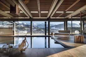 Luxury Ski Chalet Mont Blanc In France Chalet Mont Blanc
