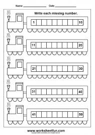 Number Sense Worksheets Kindergarten - Checks Worksheet