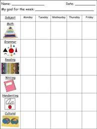 Work Plan Formats Montessori Elementary 6 9 Work Plans Fully Editable Montessori