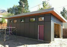 Modern garage plans Car Garage Modern Studio Garage Blueprints Plans Mancave Building Plan Contemporary Shed Ebay Garage Plans Ebay