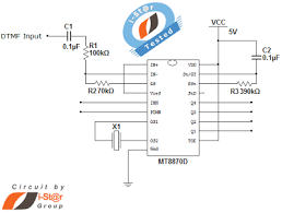 3 way switching circuit diagram images frequency decoder circuit schematic using m8870 circuits gallery